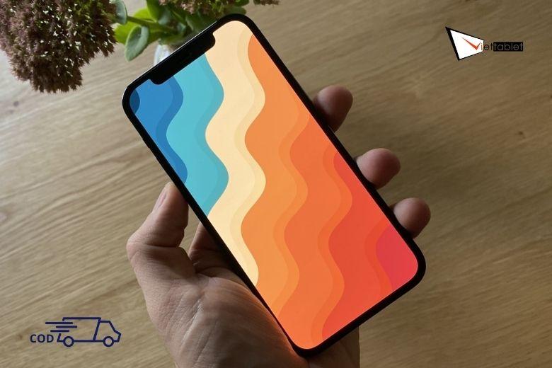 iphone 12 pro hiển thị
