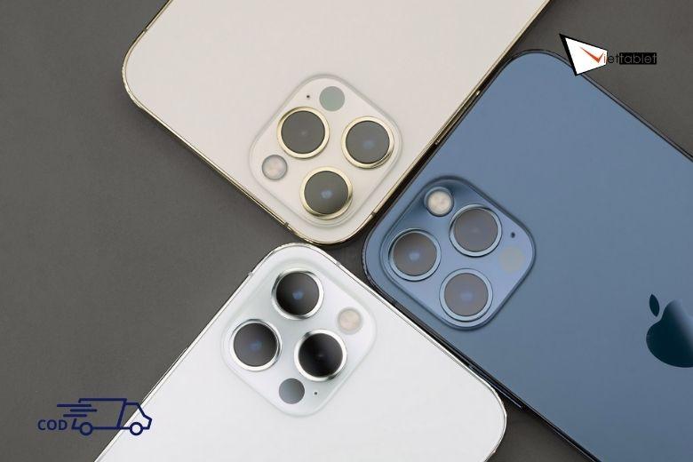 iPhone 12 Pro cũ chính hãng màu sắc