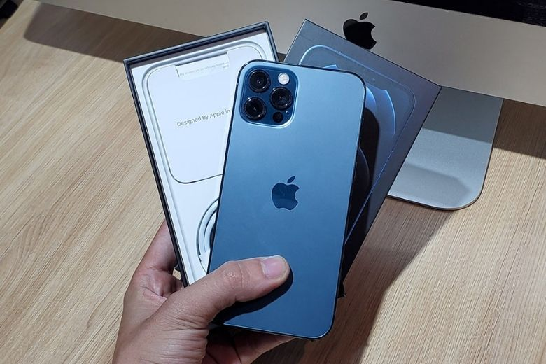 iphone 12 pro max đập hộp