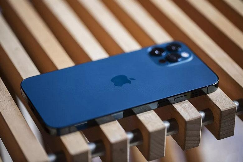 iPhone 12 Pro 512GB chính hãng ngoại hình