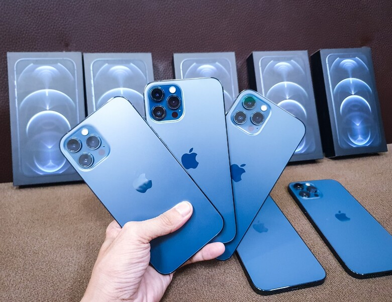 cấu hình iPhone 12 Pro chính hãng