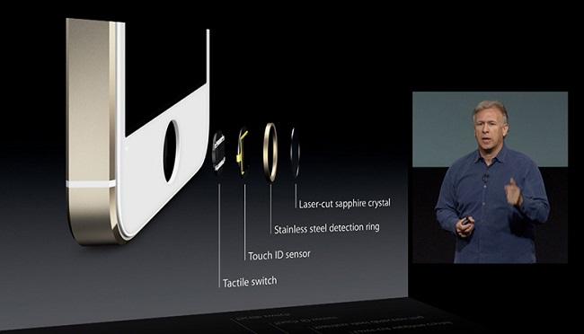 Nguyên tắc hoạt động của iPhone 6 mất vân tay