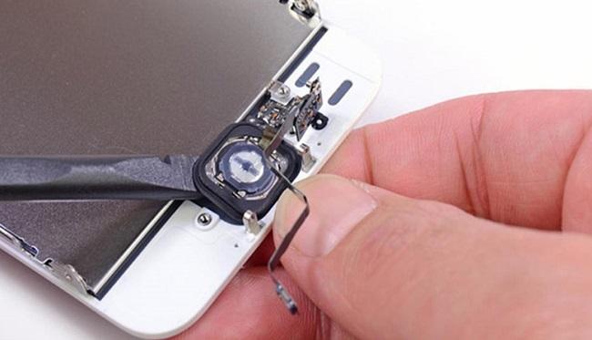 Không thể sữa cảm biến trên iPhone 6 mất vân tay