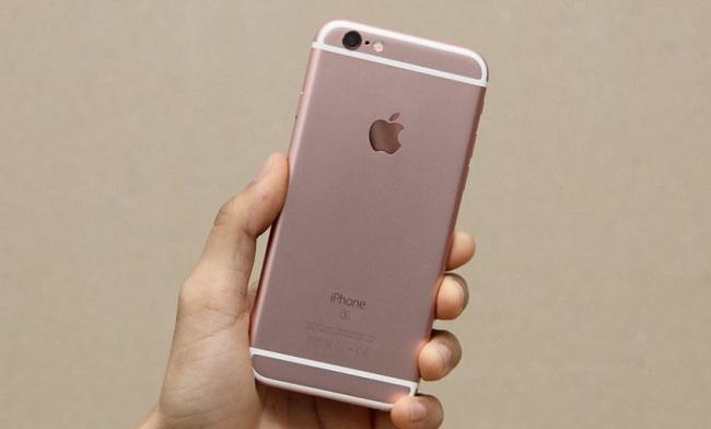 Đánh giá iPhone 6s Lock cũ