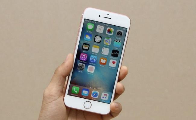 Đánh giá iPhone 6s Lock cũ 2