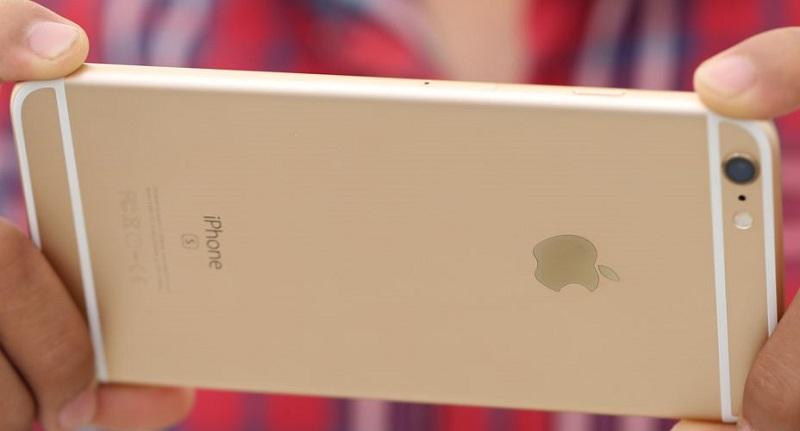 Thiết kế iPhone 6S Plus cũ