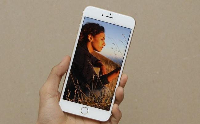 iPhone 6S Plus Lock Mỹ, Nhật màn hình