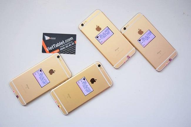 Hình ảnh thực tế iPhone 6S Plus Lock tại Viettablet.com