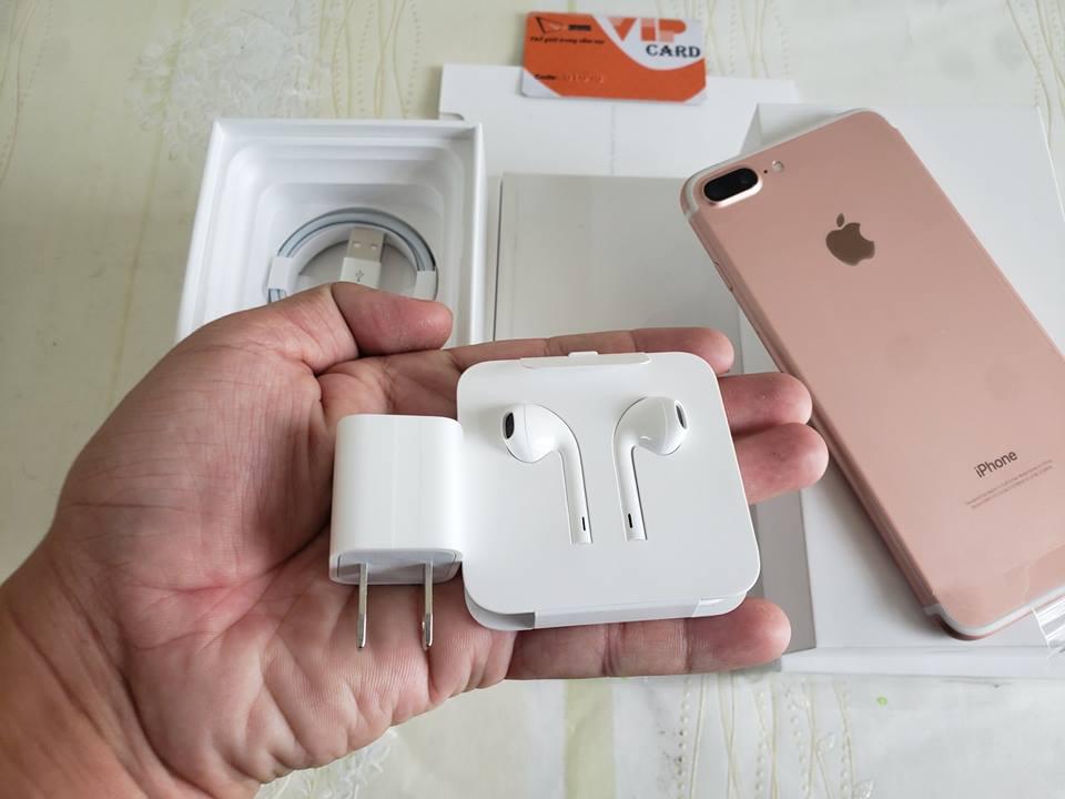 phụ kiện iPhone 7 Plus 128GB CPO (Chưa Active)