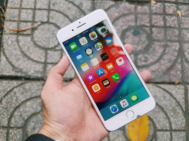 màn hình của iPhone 7 Plus 128GB cũ