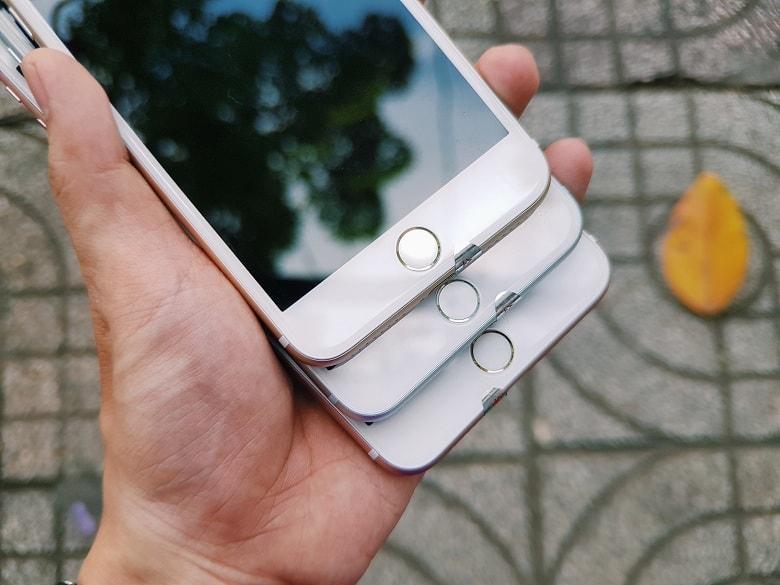 nút home của iPhone 7 Plus 128GB cũ