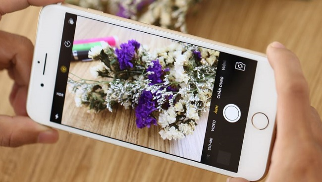 Camera kép trên iPhone 7 Plus CPO Chưa Active