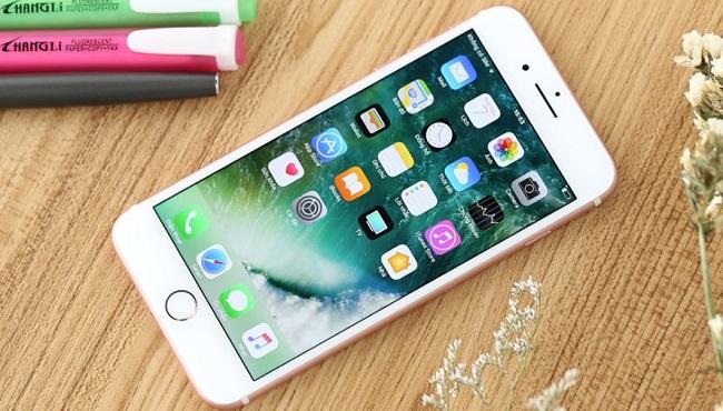 iPhone 7 Plus CPO Chưa Active: Màn hình
