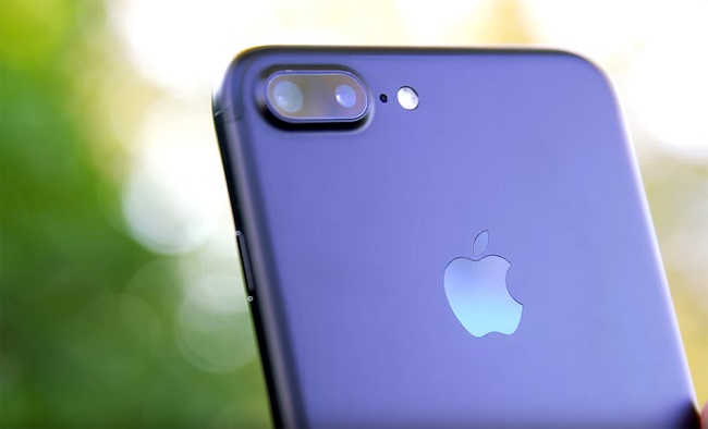Camera kép của iPhone 7 Plus