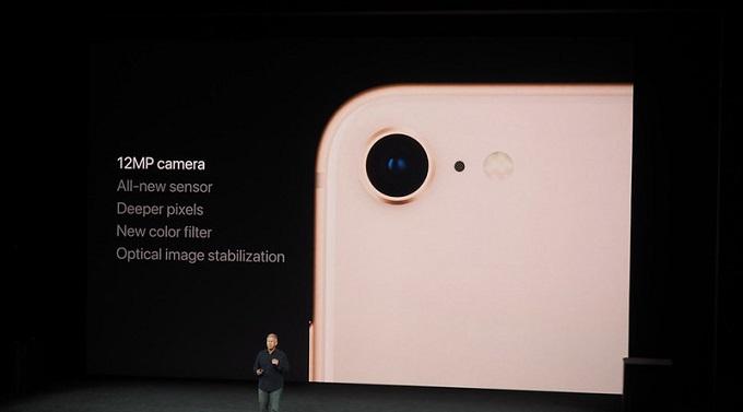 Camera iPhone 8 Lock