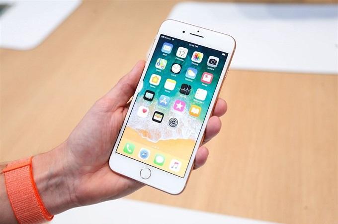 Màn hình iPhone 8 Lock