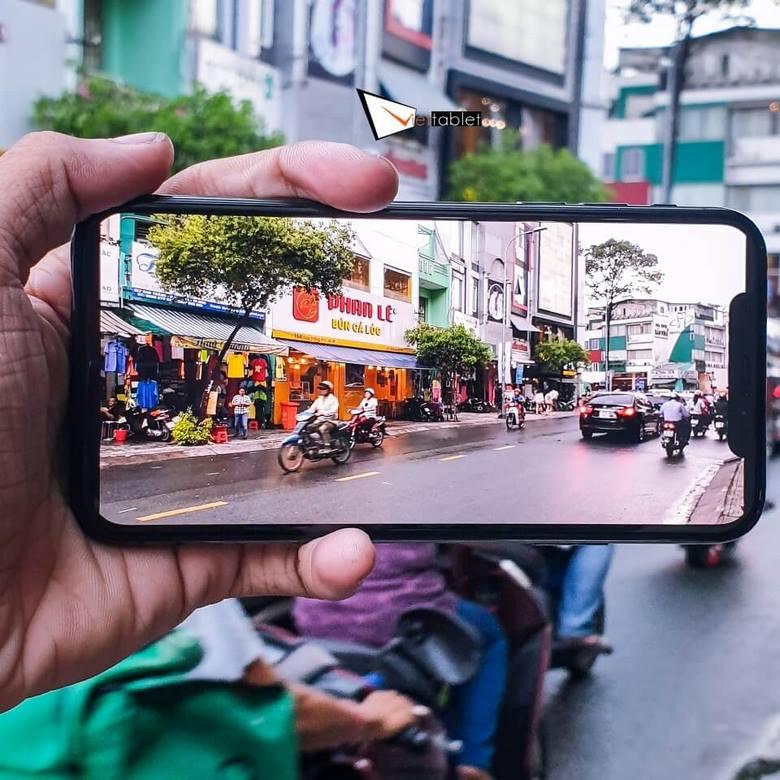 iPhone X cũ khả năng chụp ảnh