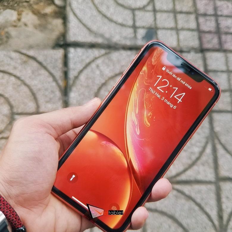 màn hình iPhone XR Chưa Active Trôi Bảo Hành