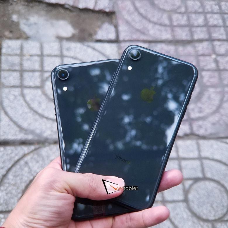 thiết kế iPhone XR cũ giá rẻ