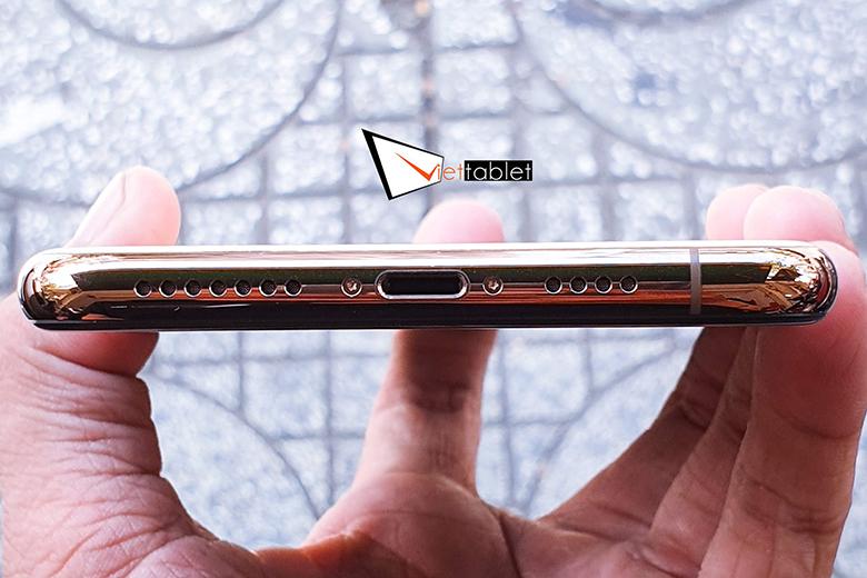 iPhone XS 256GB mới TBH cạnh đáy