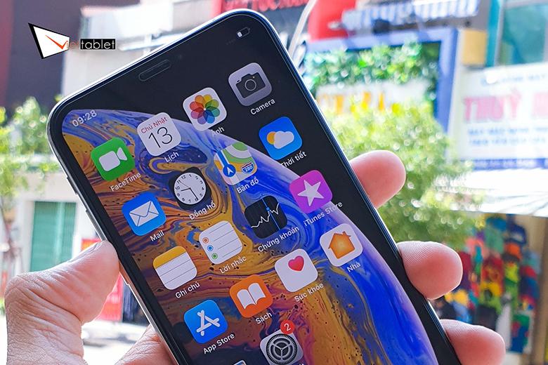iPhone XS 256GB mới TBH màn hình rực rỡ