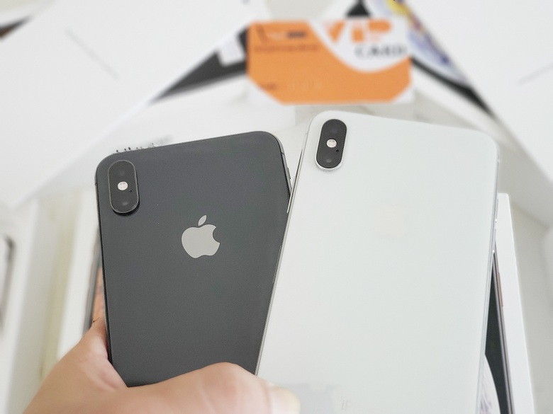 camera của iPhone XS Max 256GB cũ