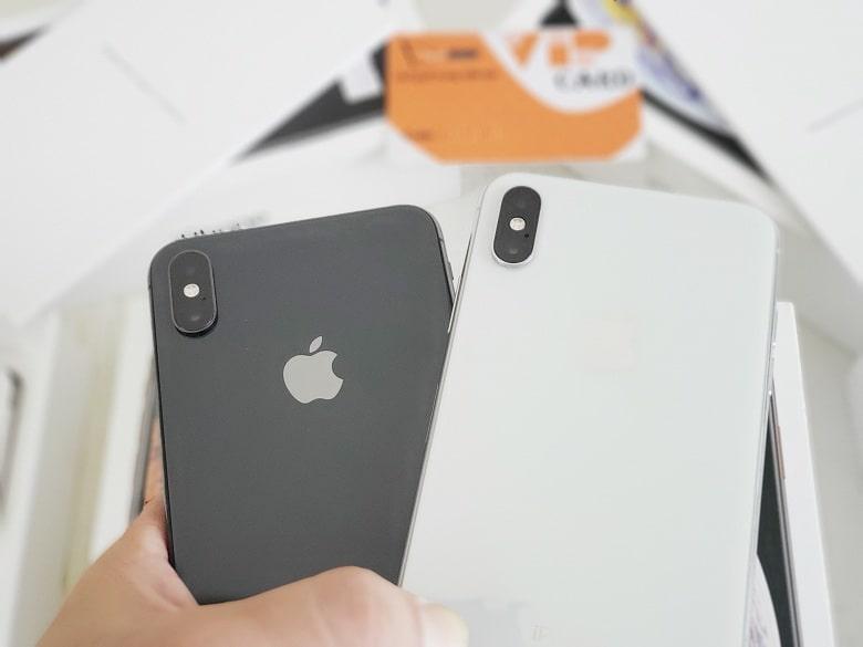 camera iPhone XS Max 64GB Chưa Active