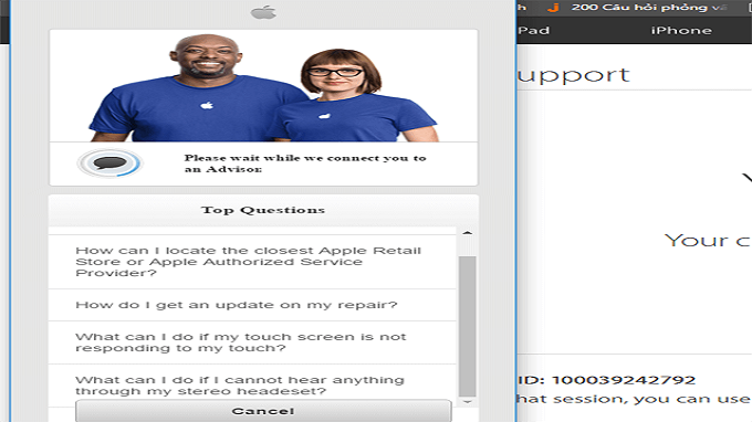kiểm tra iphone 11