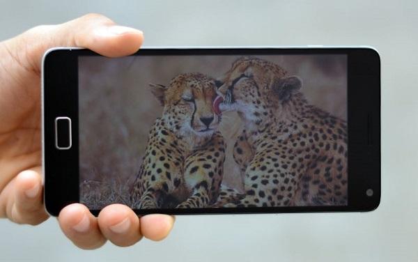 Màn hình Lenovo Vibe P1 cán mức Full-HD