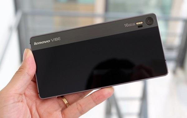 Lenovo Vibe Shot được thiết kế ưu ái dành cho chụp ảnh