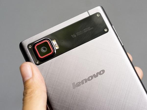 Lenovo Vibe Z2 Pro chính hãng có khả năng quay phim 4K