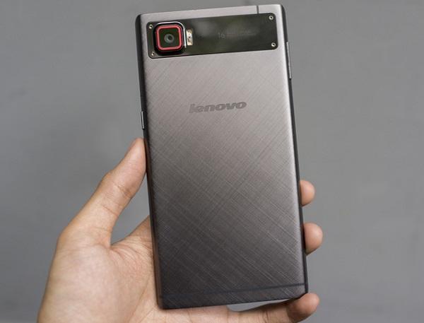 Các góc cạnh được vát cong nhẹ giúp cầm nắm Lenovo Vibe Z2 Pro thoải mái mà không bị cấn tay