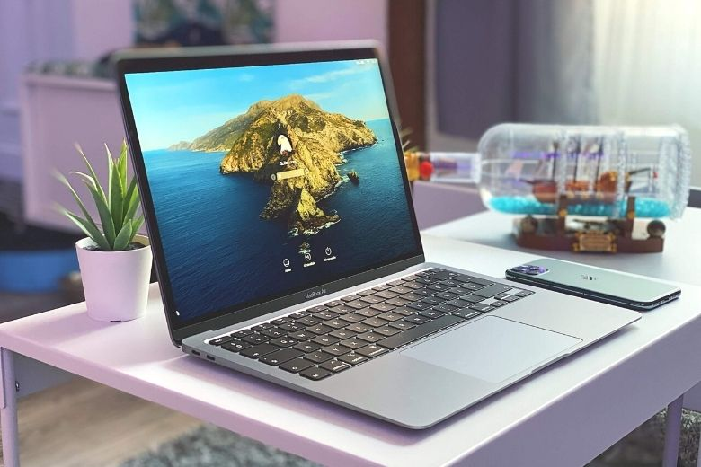 Thiết kế MacBook Air M1 13 inch 2020 (8GB - 256GB) - Chính Hãng VN