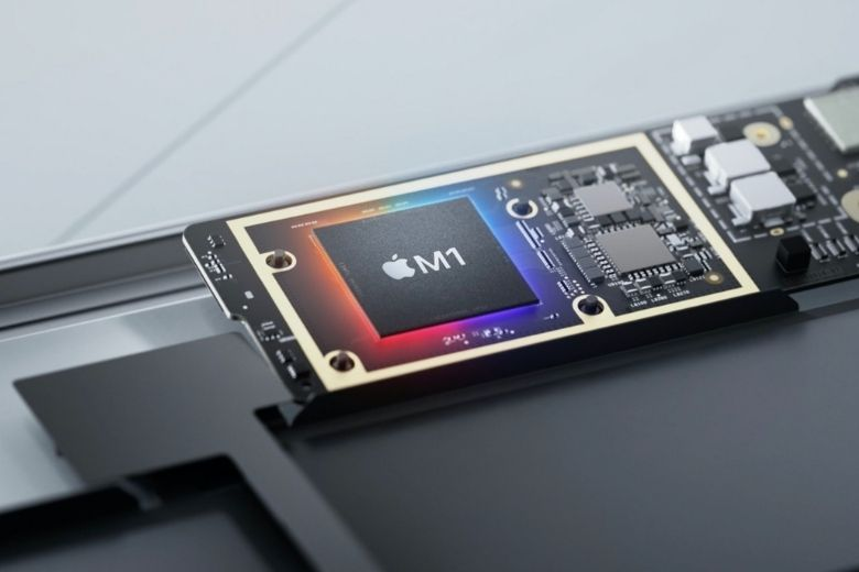 chip silicon m1 mới