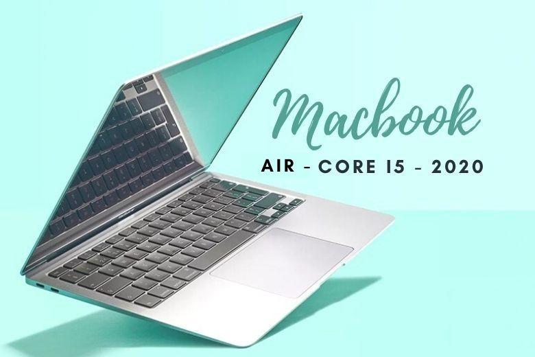 Macbook Air 2020 core i5