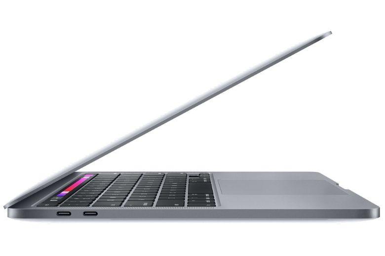 MacBook Pro M1 13 inch được thiết kế mỏng hơn