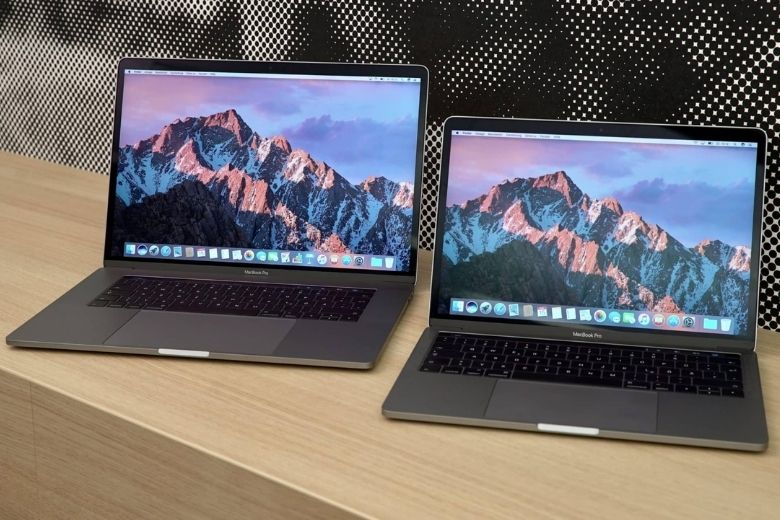 Apple Macbook Pro M1 13 inch 2020 thiết kế