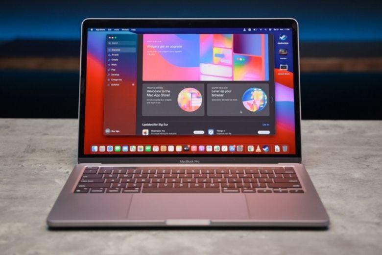 hiệu năng macbook pro m1 512gb
