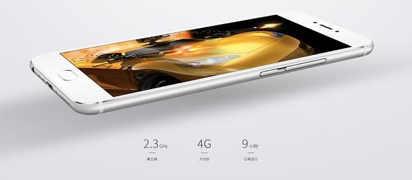 Meizu MX6 chính hãng cấu hình mạnh mẽ
