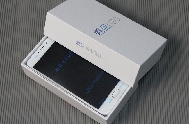 Hộp đựng Meizu U20 chính hãng