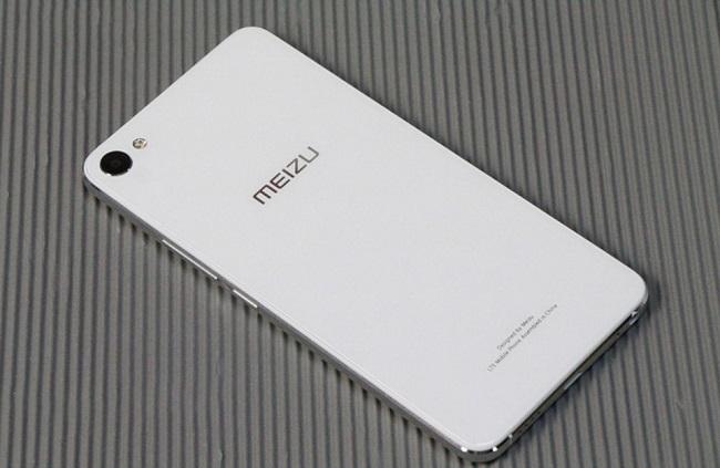 Meizu U20 sở hữu thiết kế đẹp, cao cấp