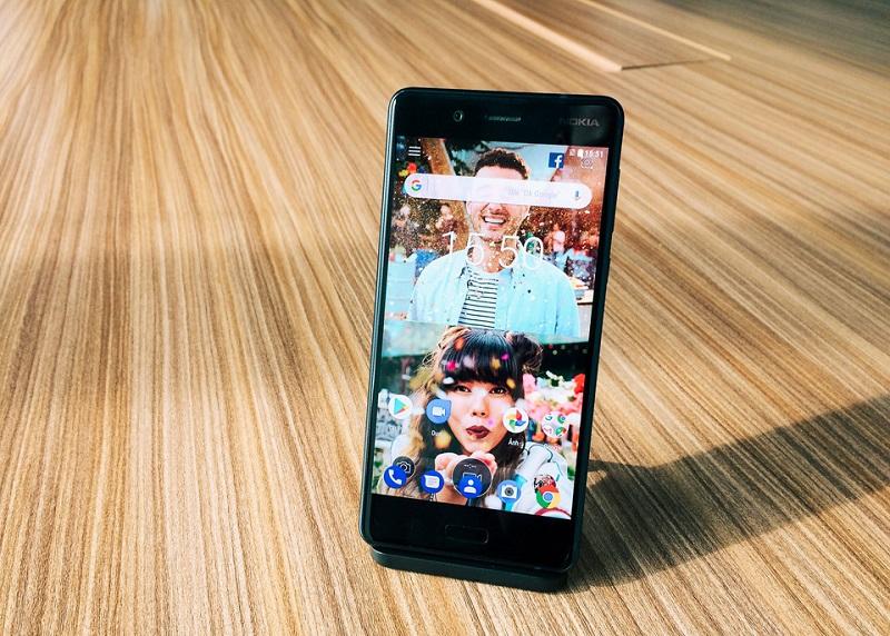 Hiệu năng Nokia 8