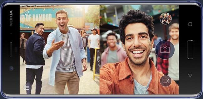 Camera Nokia 7