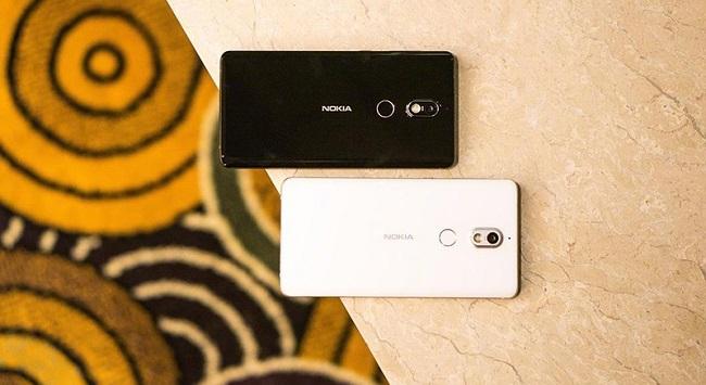 Nokia 7 sẽ lên kệ với 2 màu trắng và đen