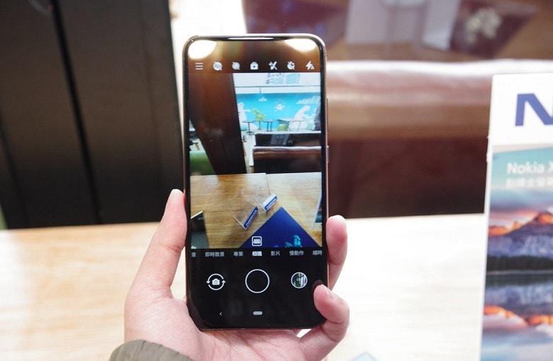 Chụp thử Nokia 8.1 với 3 camera sau ống kính Zeiss