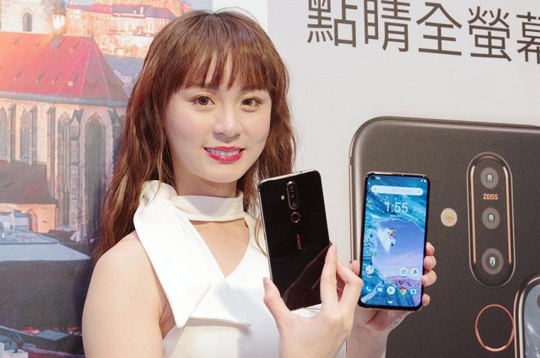 Ảnh thực tế Nokia X71 mới ra mắt