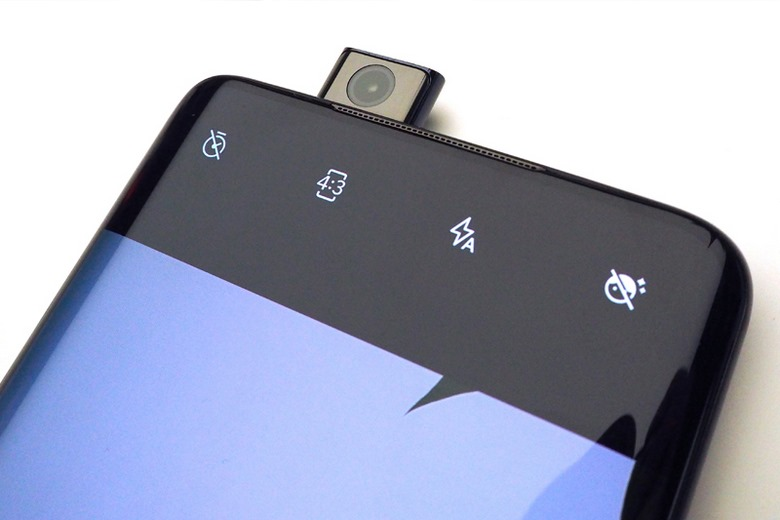 camera selfie OnePlus 7 Pro 5G