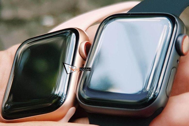 Apple Watch SE 44mm chính hãng ngoại hình