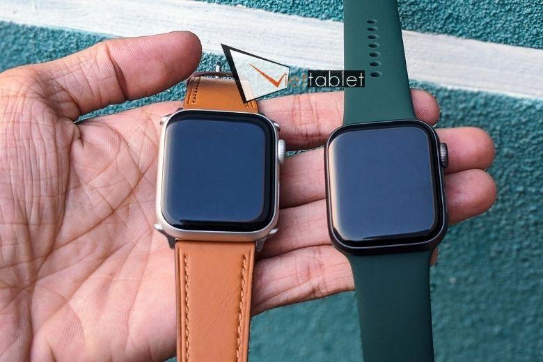 Thiết kế Apple Watch SE 44mm cũ