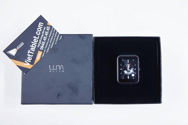 Đồng hồ thông minh Luna TG-W500 đang có mặt tại Viettablet với mức giá cực kỳ tốt